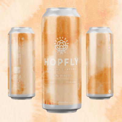 Hopfly Sun Wave IPA