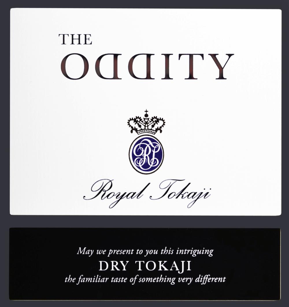 Royal Tokaji The Oddity Dry Furmint 2018