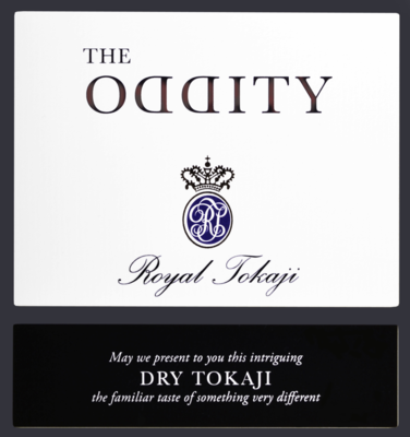 Royal Tokaji The Oddity Dry Furmint 2018