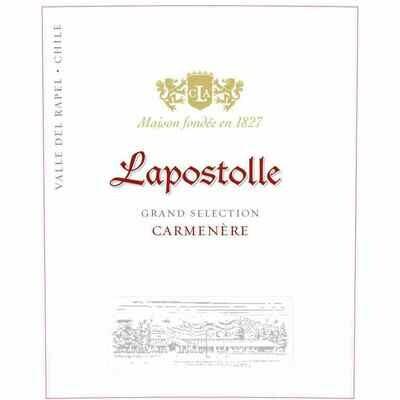 Lapostolle Grand Selection Carmenere 2017