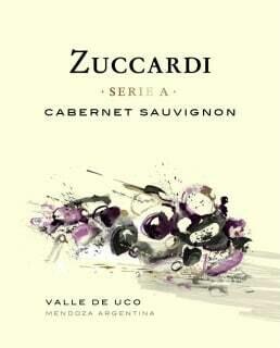 Zuccardi Serie A Cabernet Sauvignon 2018