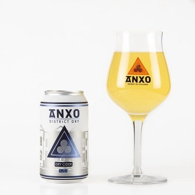 Anxo 'District Dry' Cider
