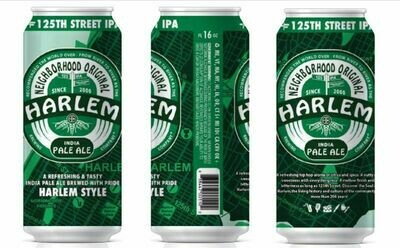 Harlem Brewing 125th IPA