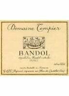 Domaine Tempier Bandol Rouge 2018