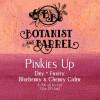 Botanist & Barrel Pinkies Up Rose' Cider 4pk