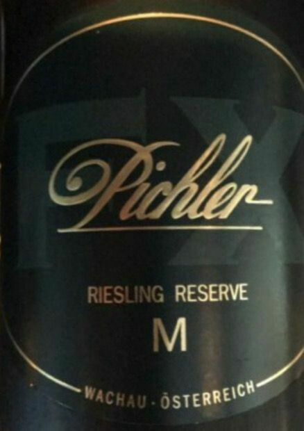 2015 FX Pichler Riesling Reserve M Smaragd