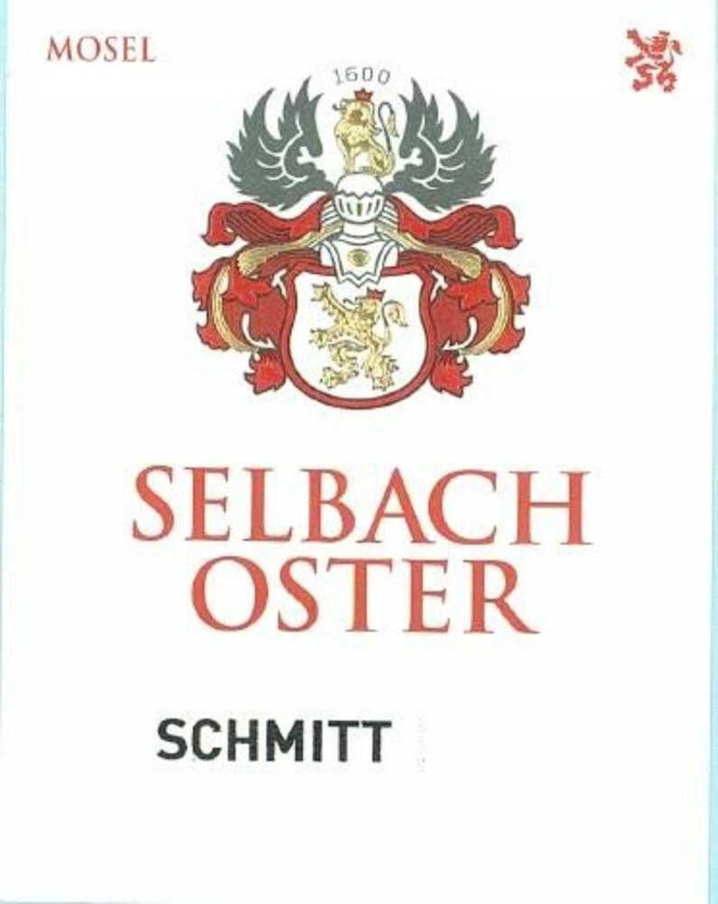 Selbach-Oster, Zeltinger Schlossberg 'Schmitt' Riesling Auslese 2018
