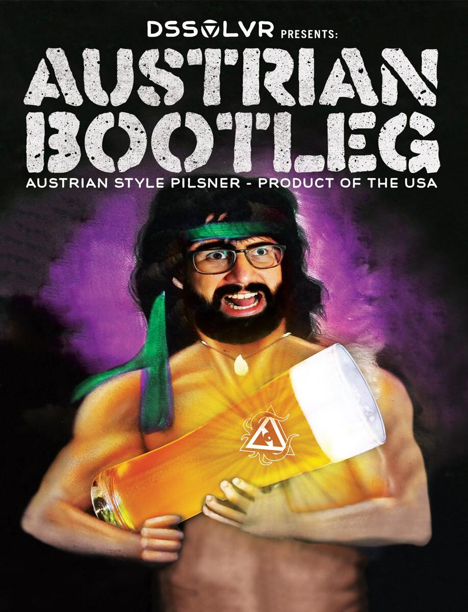 Dssolvr Austrian Bootleg Pilsner
