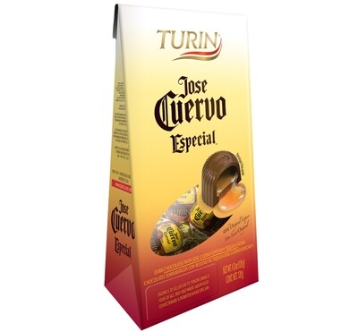 Jose Cuervo Chocolates by Turin 4.2oz bag