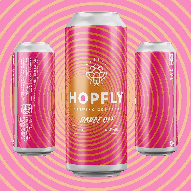 Hopfly Dance Off IPA
