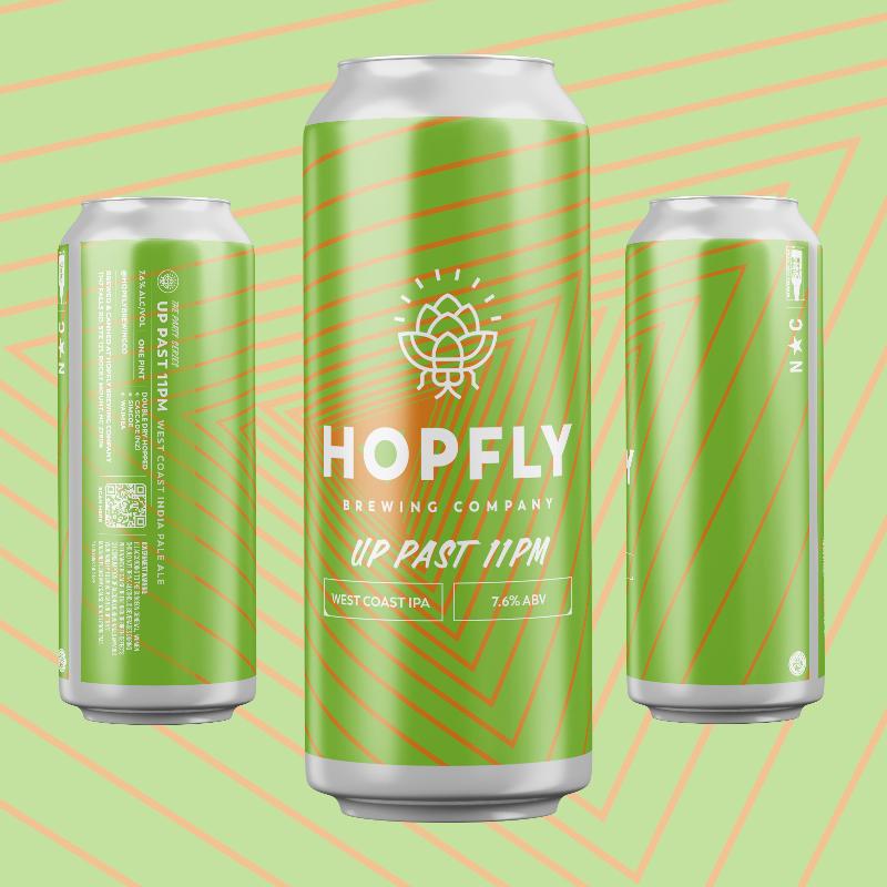 Hopfly Up Past 11pm WCIPA