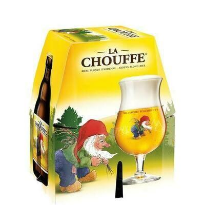 La Chouffe Belgian Golden Ale 4pk