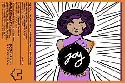 Casita Joy as an act of Resistance Sour Fruited DIPA