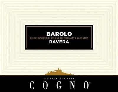 Elvio Cogno Barolo Ravera 2016