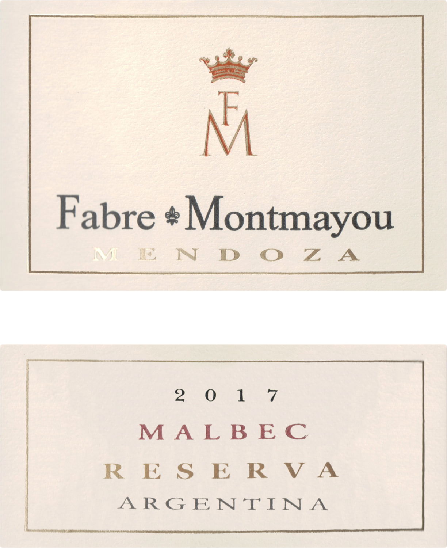 Fabre Montmayou Malbec Reserve 2017
