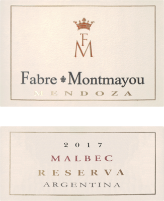 Fabre Montmayou Malbec Reserve 2017