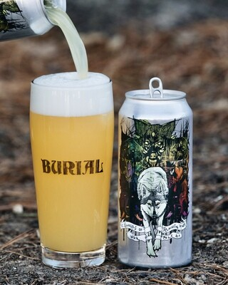 Burial Savages of Ruminating Minds IPA