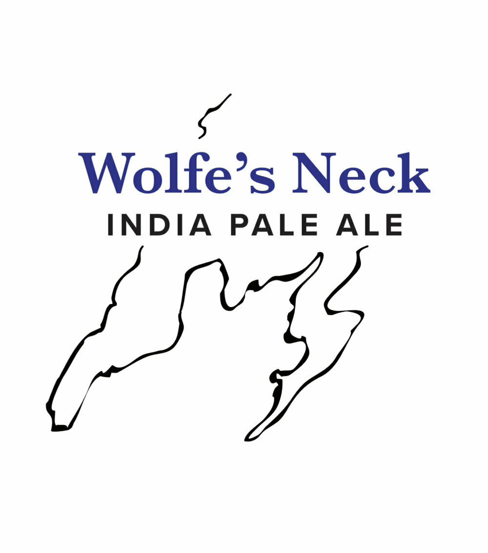 Maine Brewing Wolfe's Neck IPA