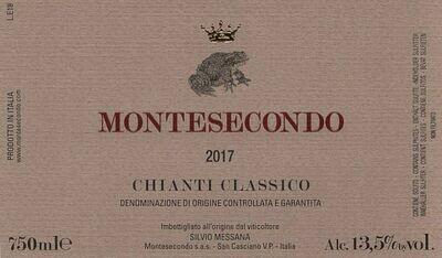 Montesecondo Chianti Classico 2018