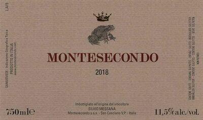 Montesecondo Sangiovese IGT Toscana 2019