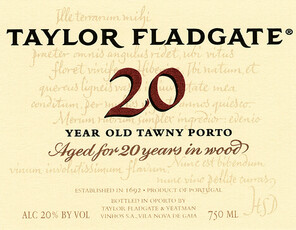 Taylor Fladgate 20 Year Tawny Port