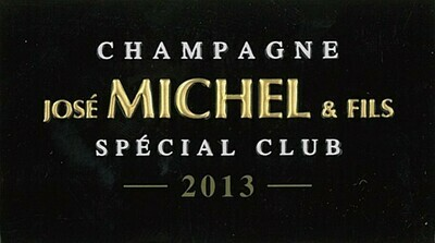 Jose Michel Special Club Champagne 2013