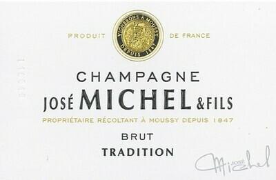 NV Jose Michel & Fils Brut Tradition Champagne NV