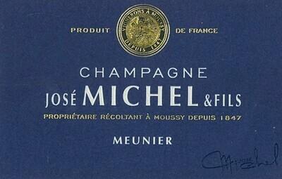 Jose Michel Pinot Meunier Champagne Brut NV