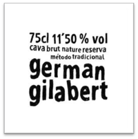 German Gilabert Cava Brut Nature Reserva NV