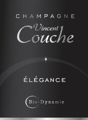 Vincent Couche Elegance Extra Brut NV Champagne 750ml