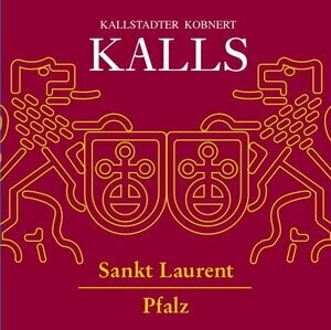 Kallstadter Kobnert Sankt Laurent Red 2017