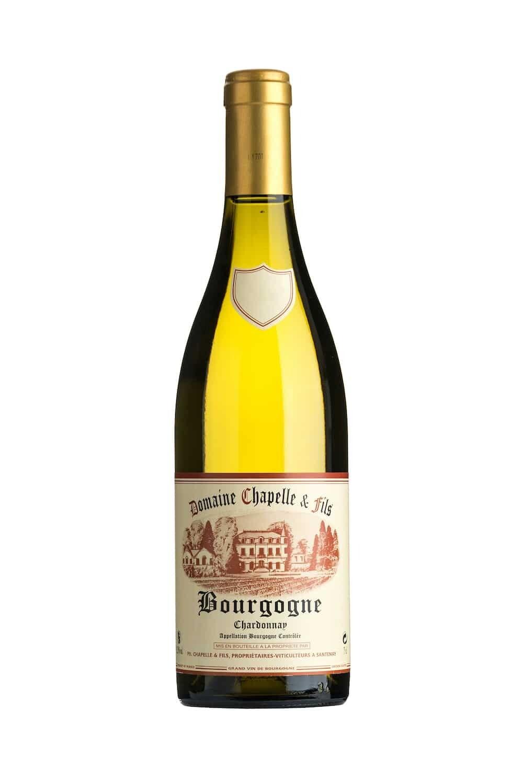 Domaine Chapelle & Fils Bourgogne Chardonnay 2018