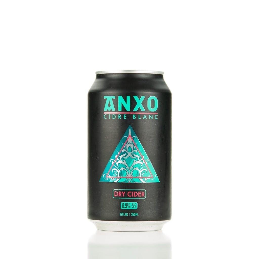 ANXO Cidre Blanc Dry Cider 4pk