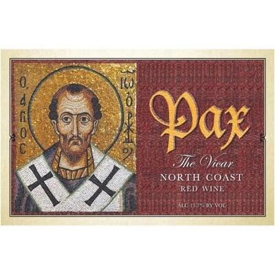 Pax Mahl The Vicar North Coast Red Wine 2017