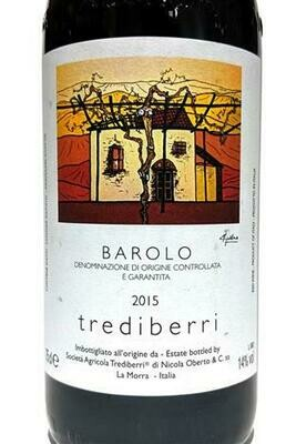 Trediberri Barolo 2015