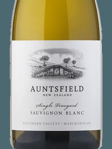 Auntsfield Estate Sauvignon Blanc 2020