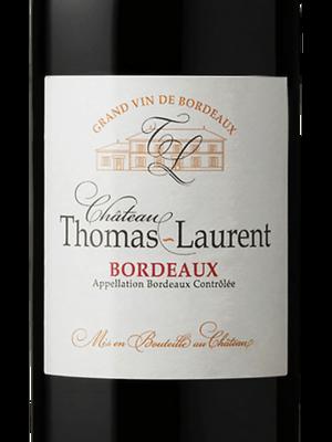 Chateau Thomas-Laurent Bordeaux Rouge 2016