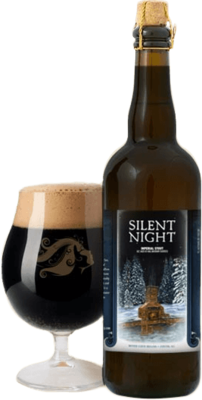 Mother Earth Silent Night Imperial Stout 750ml