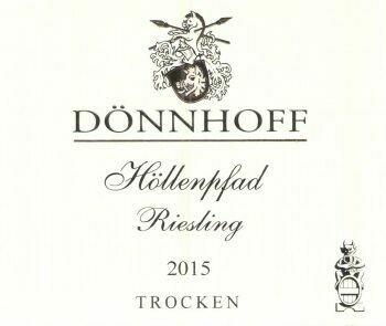 Donnhoff Roxheimer Hollenpfad Riesling Trocken 2019
