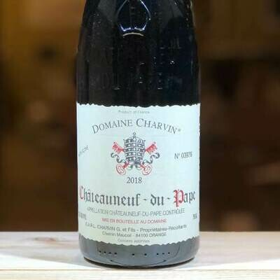 Domaine Charvin Chateauneuf du Pape 2018