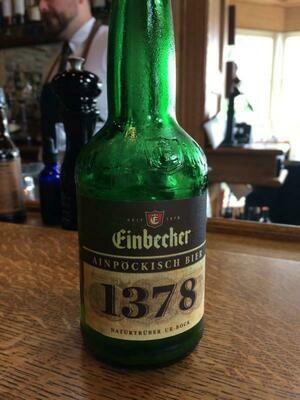 Einbecker Ainpockisch 1378 Heller Bock 6pk