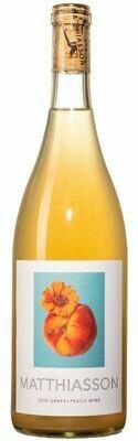 Matthiasson Napa Valley Grape & Peach Wine 2020