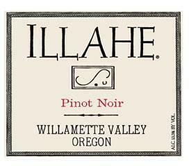 Illahe Willamette Estate Pinot Noir 2019