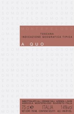 Montepeloso A Quo Toscana 2018