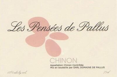 Domaine de Pallus Les Pensees de Pallus Chinon 2015