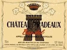 Chateau Pradeaux Bandol Rouge 2014