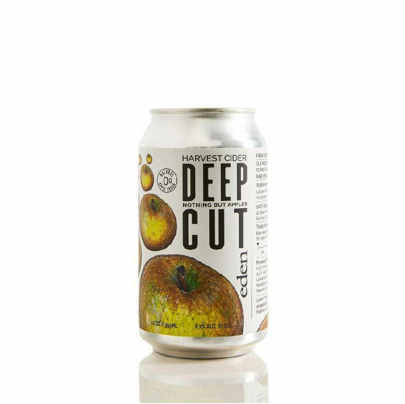 Eden Deep Cut Harvest Cider