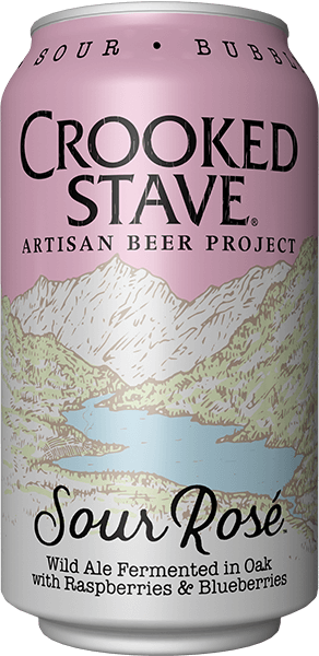 Crooked Stave Sour Rose' 6pk