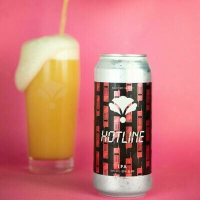 Bearded Iris Hotline IPA 4pk