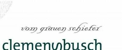 Weingut Clemens Busch Riesling Vom Grauen Schiefer 2019